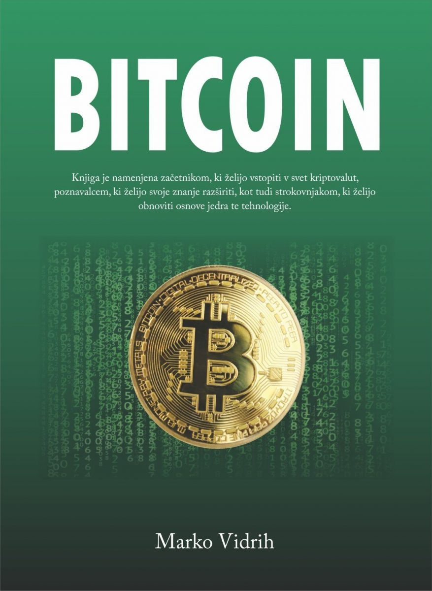 marko vidrih - knjiga bitcoin