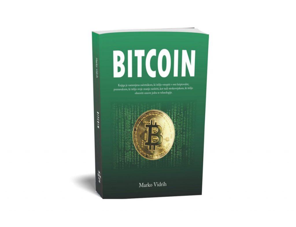 Knjiga Bitcoin - Avtor Marko Vidrih