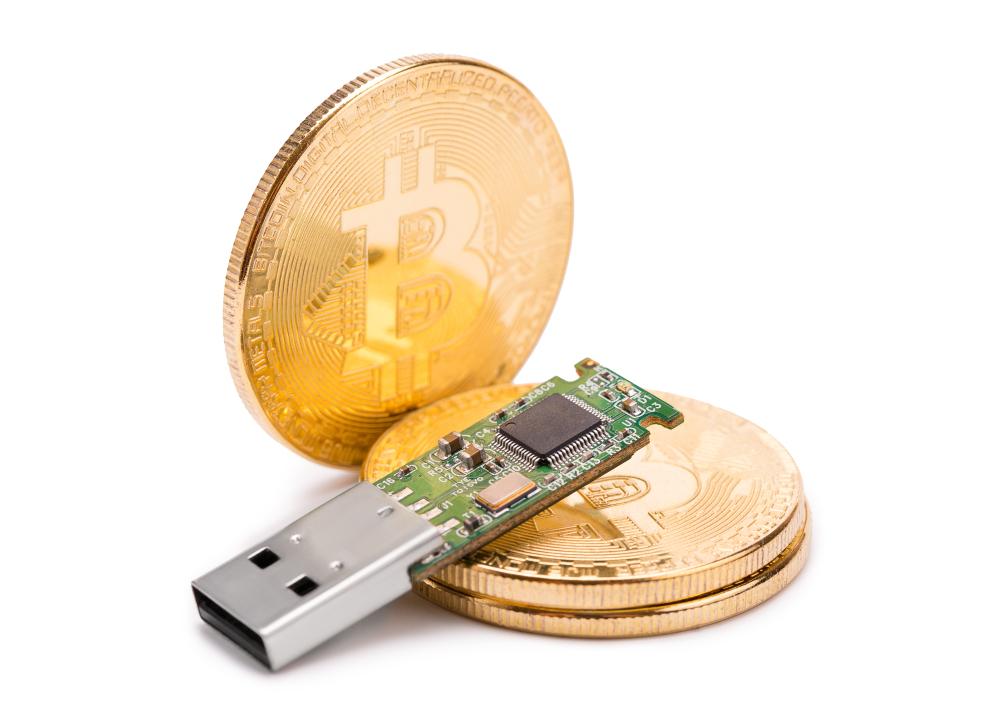 Digitalna strojna kripto denarnica